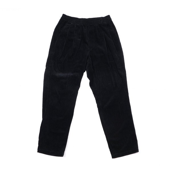 <img class='new_mark_img1' src='//img.shop-pro.jp/img/new/icons16.gif' style='border:none;display:inline;margin:0px;padding:0px;width:auto;' />CORDUROY EASY PANTS - NAVY