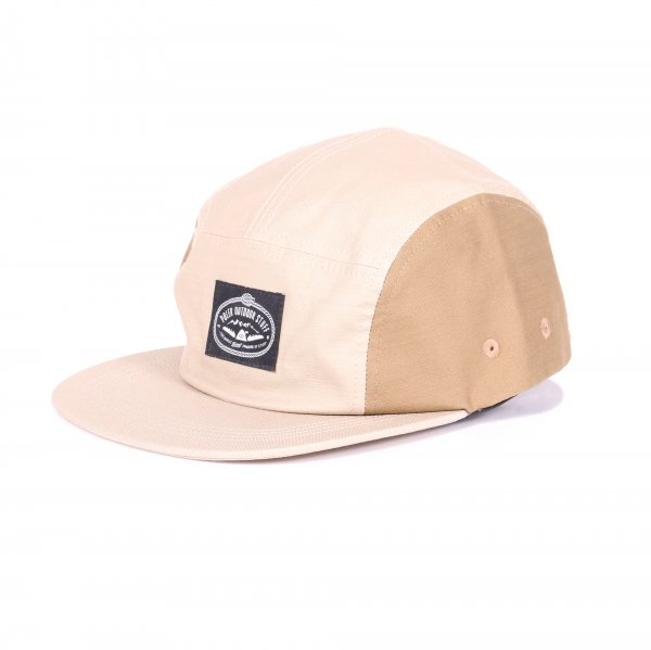 <img class='new_mark_img1' src='//img.shop-pro.jp/img/new/icons16.gif' style='border:none;display:inline;margin:0px;padding:0px;width:auto;' />BACKSATIN 5PANEL DRAWCORD CAP - KHAKI