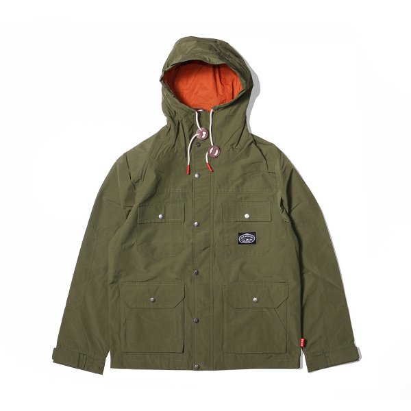 <img class='new_mark_img1' src='//img.shop-pro.jp/img/new/icons16.gif' style='border:none;display:inline;margin:0px;padding:0px;width:auto;' />BUCKEYE JACKET - OLIVE