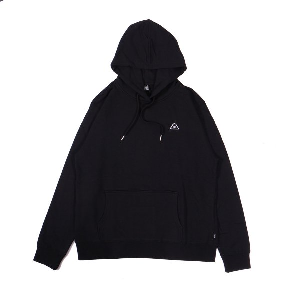EYE PATCH HOODIE - BLACK