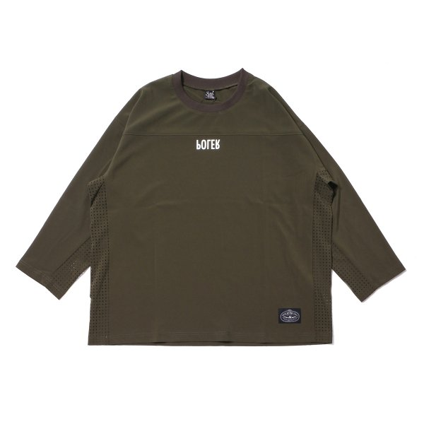 RELOP DRY FOOTBALL SHIRT - OLIVE