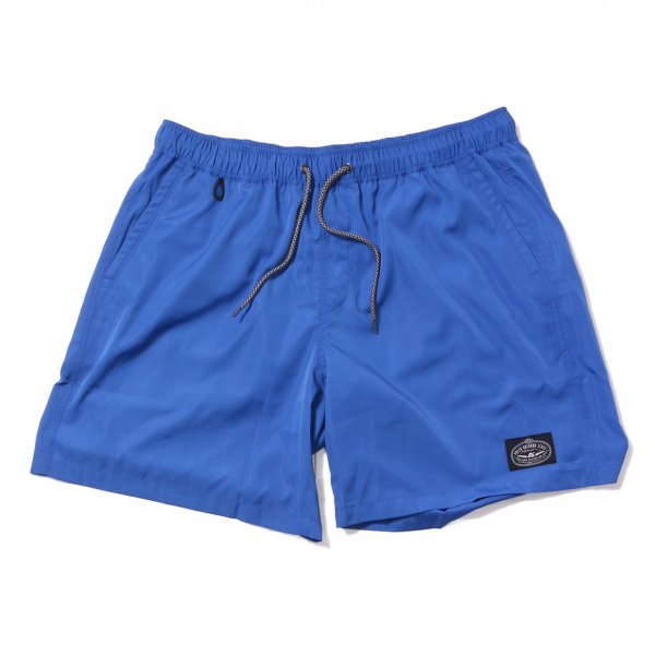 POLER 2WAY BAGGY SHORTS - R.BLUE