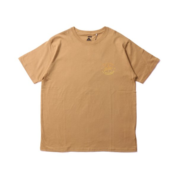 ENLIGHTENMENT TEE - BEIGE