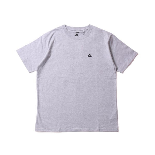 EYE PATCH TEE - HEATHERGRAY