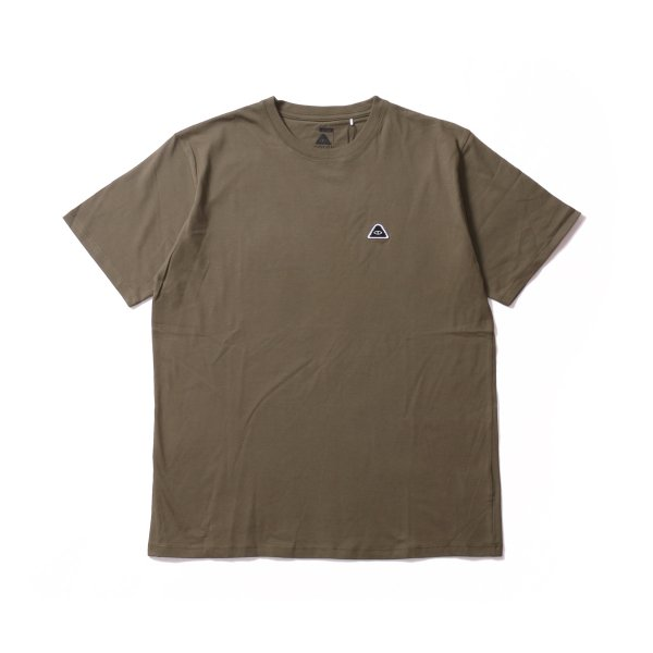EYE PATCH TEE - OLIVE