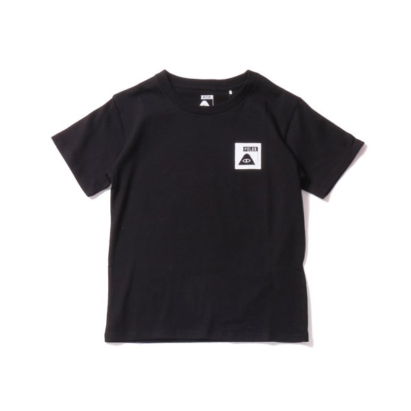 KIDS GOAT VIBES TEE - BLACK