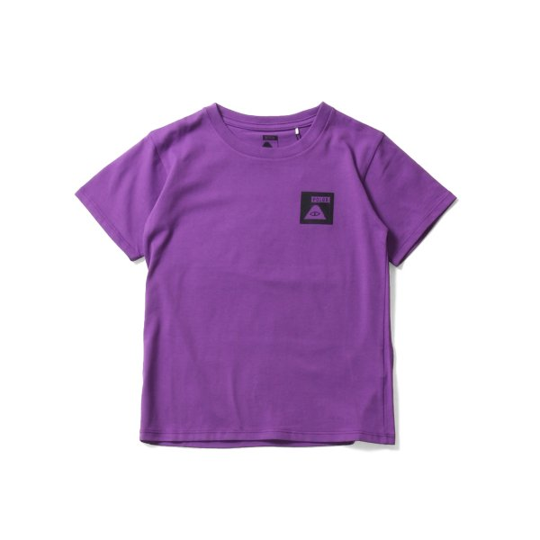 KIDS GOAT VIBES TEE - PURPLE