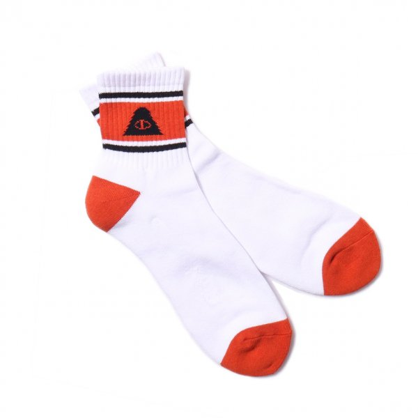 CYCLOPS MID SOCKS - ORANGE