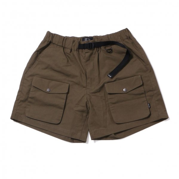 MOUNTAIN CLIMBING SHORTS - OLIVE