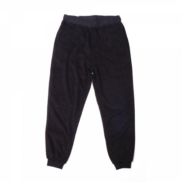 SNUG FLEECE PANT - BLACK/BLACK