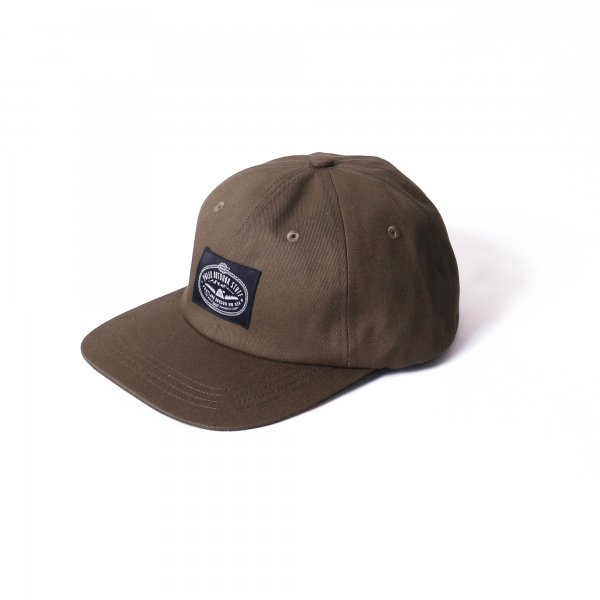 LASSO 6PANEL DRAWCORD CAP - OLIVE