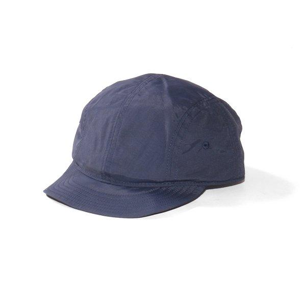 SHORT BRIM CRIMBING CAP - NAVY