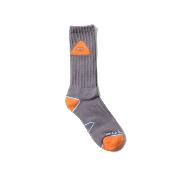 CYCLOPS ICON SOCK - GREY