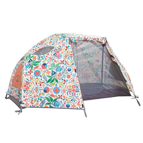 TWO MAN TENT - WHITE RAINBRO