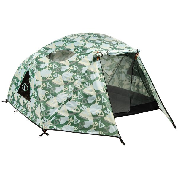 TWO MAN TENT - CORAL REEF GREEN