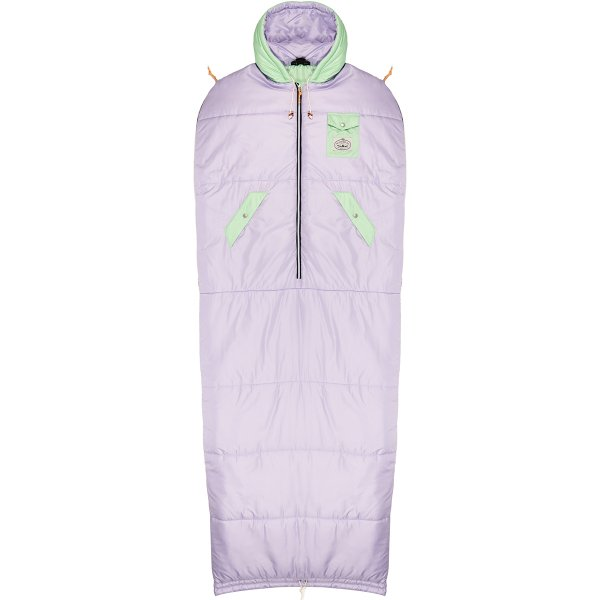 THE REVERSIBLE NAPSACK - LILAC FSG
