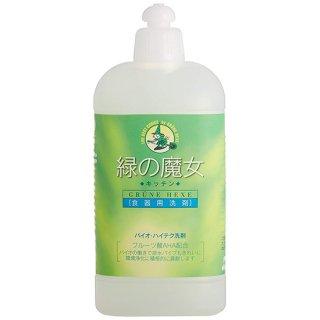 緑の魔女キッチン [食器用洗剤] 420mL
