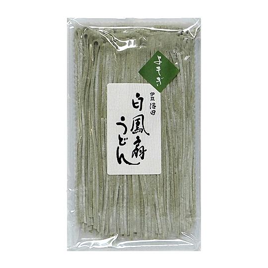 よもぎうどん半生麺
