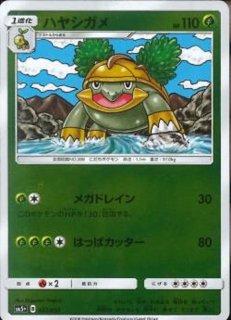 【ポケモンカードゲーム】ハヤシガメ SM5+