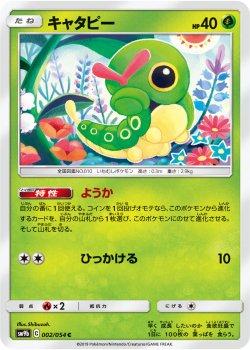【ポケモンカードゲーム】キャタピー【C】SM9b