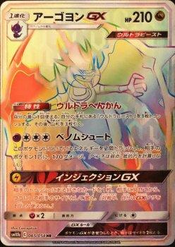 【ポケモンカードゲーム】アーゴヨンGX【HR】SM10b