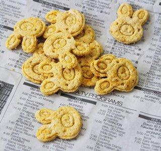 にんじんクッキー