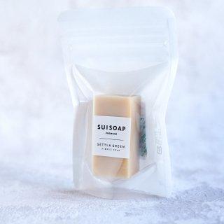 ハチミツラベンダー石鹸(ハーフサイズ)