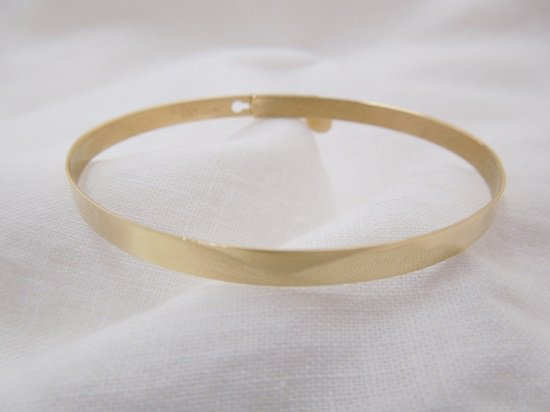 thick bangle【order item】