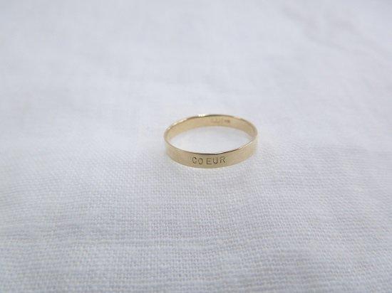 phalange ring【order item】