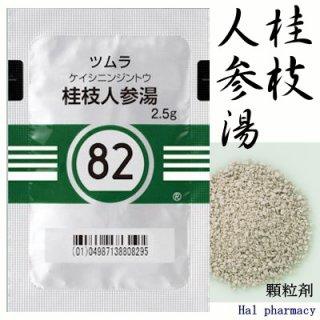 ツムラ82桂枝人参湯エキス顆粒(医療用)42包(2週間分)