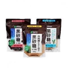 加工黒砂糖(小袋)
