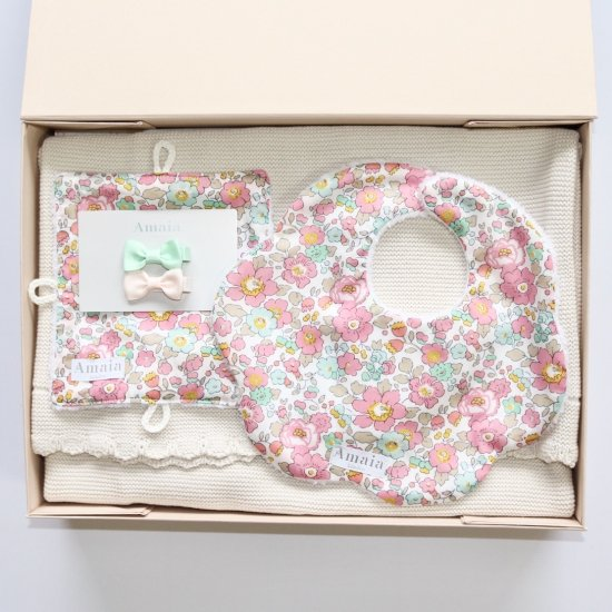 <img class='new_mark_img1' src='https://img.shop-pro.jp/img/new/icons20.gif' style='border:none;display:inline;margin:0px;padding:0px;width:auto;' />40%OFF★Amaia Kids - コットンベビーブランケット/ アマイアキッズ - おくるみ
