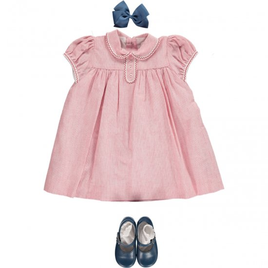 <img class='new_mark_img1' src='//img.shop-pro.jp/img/new/icons14.gif' style='border:none;display:inline;margin:0px;padding:0px;width:auto;' />Amaia Kids - Louise dress - Red