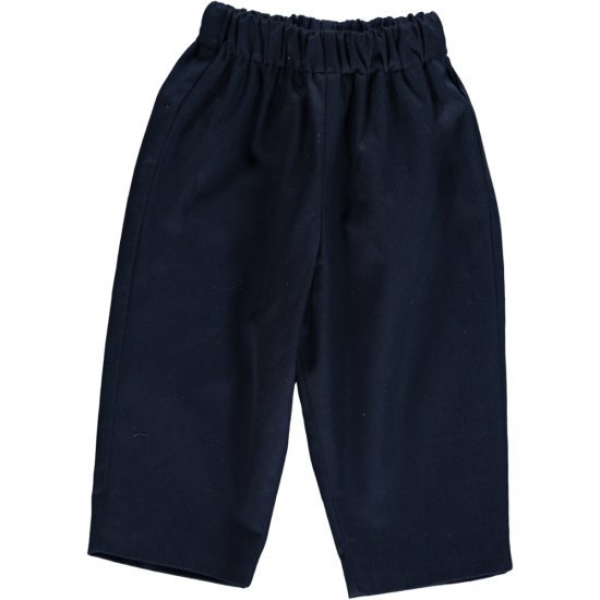 <img class='new_mark_img1' src='//img.shop-pro.jp/img/new/icons14.gif' style='border:none;display:inline;margin:0px;padding:0px;width:auto;' />Amaia Kids - Tito trousers - Navy