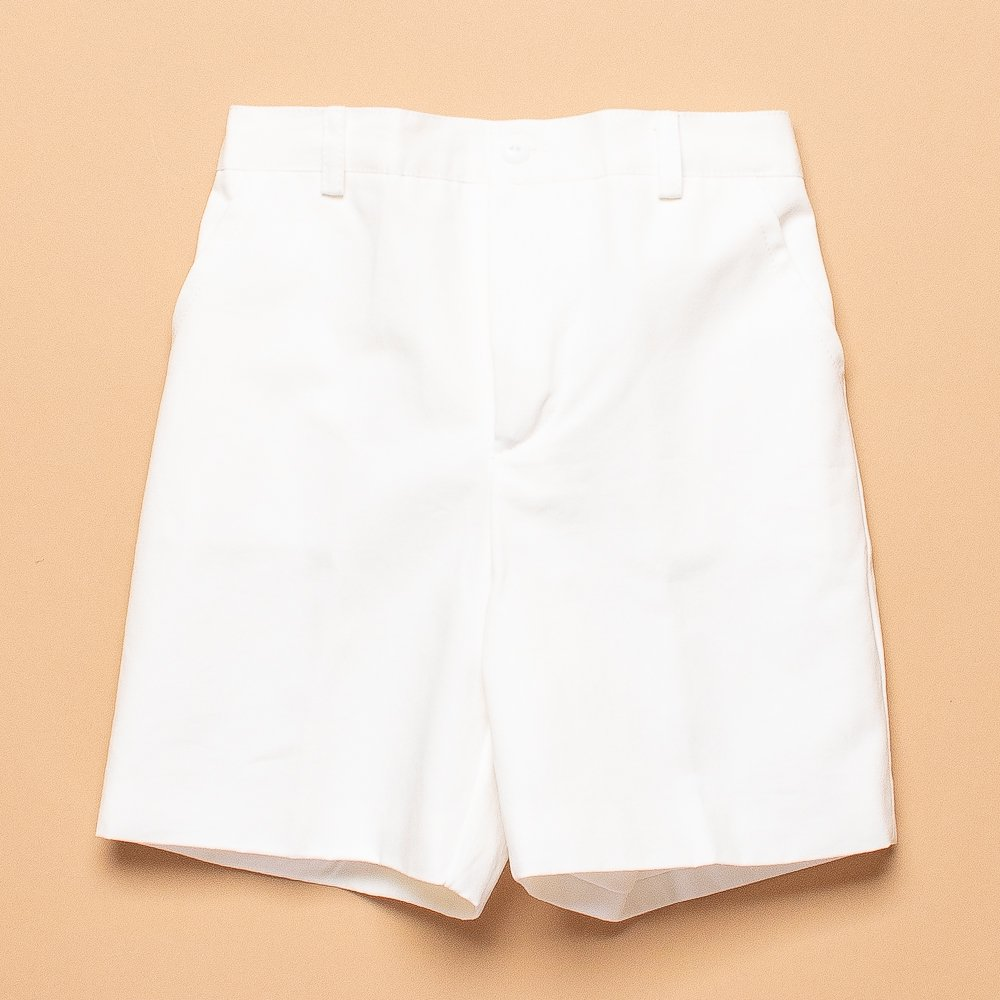 <img class='new_mark_img1' src='//img.shop-pro.jp/img/new/icons14.gif' style='border:none;display:inline;margin:0px;padding:0px;width:auto;' />Amaia Kids - Gull shorts - White