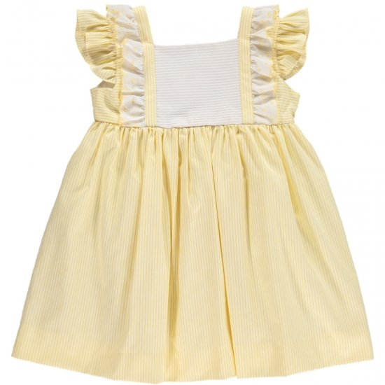 <img class='new_mark_img1' src='//img.shop-pro.jp/img/new/icons14.gif' style='border:none;display:inline;margin:0px;padding:0px;width:auto;' />Amaia Kids - Sonia dress -yellow