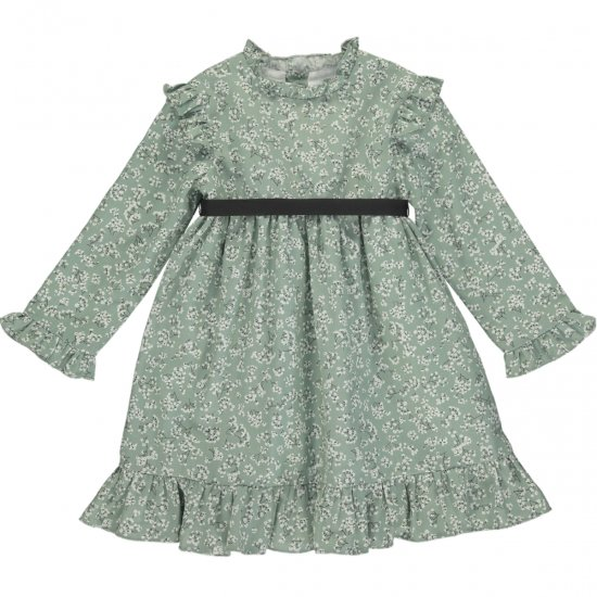 <img class='new_mark_img1' src='https://img.shop-pro.jp/img/new/icons20.gif' style='border:none;display:inline;margin:0px;padding:0px;width:auto;' />【20%OFF】Amaia Kids - Sol dress - アマイアキッズ - 花柄ワンピース