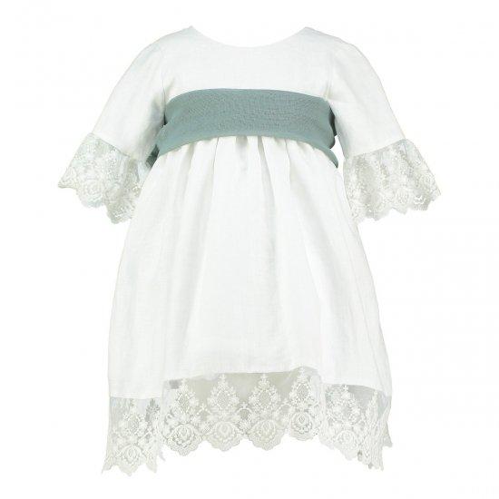 【オーダー受付】Amaia Kids - Valeria dress アマイアキッズ -ドレス