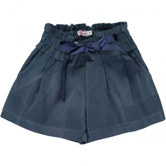 <img class='new_mark_img1' src='https://img.shop-pro.jp/img/new/icons14.gif' style='border:none;display:inline;margin:0px;padding:0px;width:auto;' />Amaia Kids - Betty shorts - blue アマイアキッズ - ショートパンツ