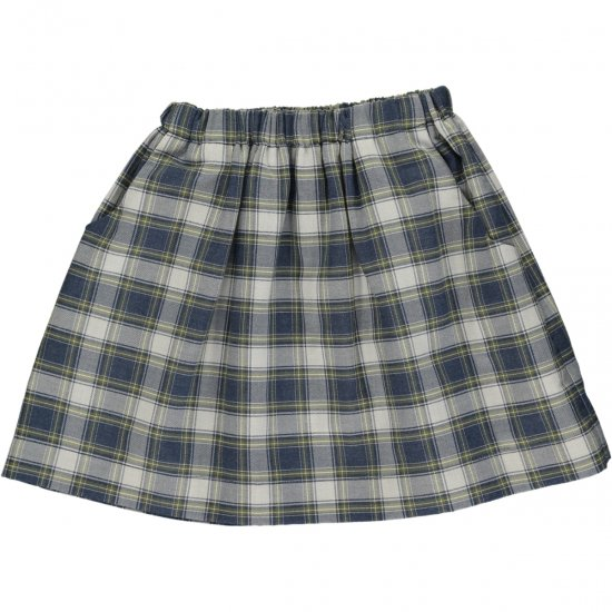 <img class='new_mark_img1' src='https://img.shop-pro.jp/img/new/icons14.gif' style='border:none;display:inline;margin:0px;padding:0px;width:auto;' />Amaia Kids - Myla skirt - アマイアキッズ - タータンチェックスカート