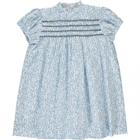 <img class='new_mark_img1' src='https://img.shop-pro.jp/img/new/icons14.gif' style='border:none;display:inline;margin:0px;padding:0px;width:auto;' />Amaia Kids - Michigan dress - アマイアキッズ - 花柄ワンピース