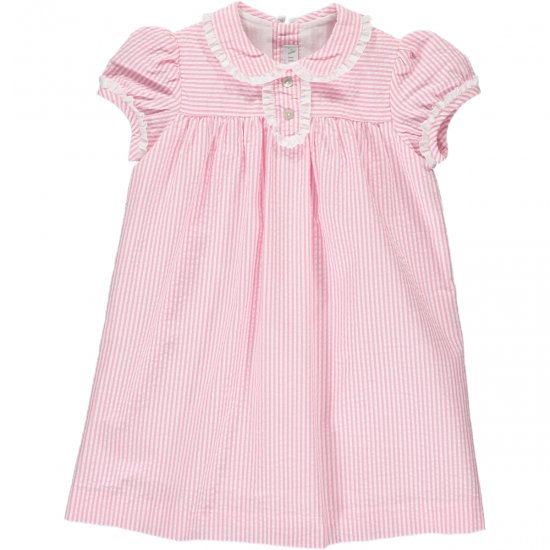 <img class='new_mark_img1' src='https://img.shop-pro.jp/img/new/icons14.gif' style='border:none;display:inline;margin:0px;padding:0px;width:auto;' />Amaia Kids - Louise dress - Pink アマイアキッズ - ワンピース