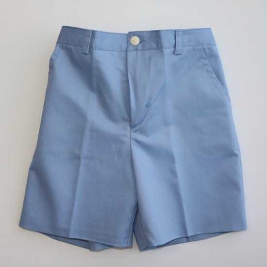 <img class='new_mark_img1' src='https://img.shop-pro.jp/img/new/icons14.gif' style='border:none;display:inline;margin:0px;padding:0px;width:auto;' />Amaia Kids - Gull shorts - Light blue アマイアキッズ - パンツ