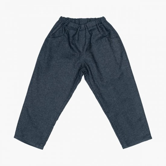 <img class='new_mark_img1' src='https://img.shop-pro.jp/img/new/icons14.gif' style='border:none;display:inline;margin:0px;padding:0px;width:auto;' />Amaia Kids - Tito trousers アマイアキッズ - Denim - デニムパンツ