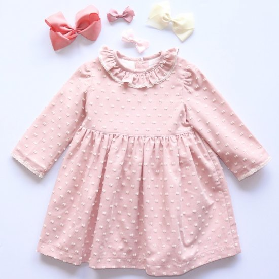 <img class='new_mark_img1' src='https://img.shop-pro.jp/img/new/icons14.gif' style='border:none;display:inline;margin:0px;padding:0px;width:auto;' />Amaia Kids - Lana dress アマイアキッズ - ワンピース