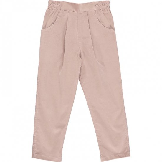 <img class='new_mark_img1' src='https://img.shop-pro.jp/img/new/icons14.gif' style='border:none;display:inline;margin:0px;padding:0px;width:auto;' />Amaia Kids - Mar pants - Pink アマイアキッズ - パンツ