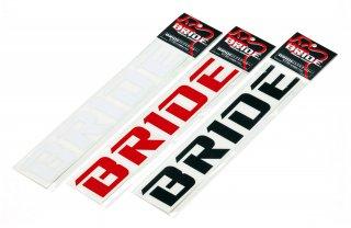 BRIDE ロゴカッティングステッカー