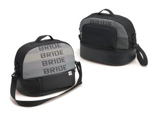 BRIDE ヘルメットバッグ グラデーションロゴ   HSBGH1