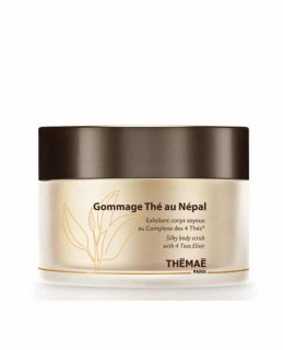 ゴマージュ テ オウ ネパール(ボディ用スクラブ) 200ml(特売品) Gommage The au Nepal