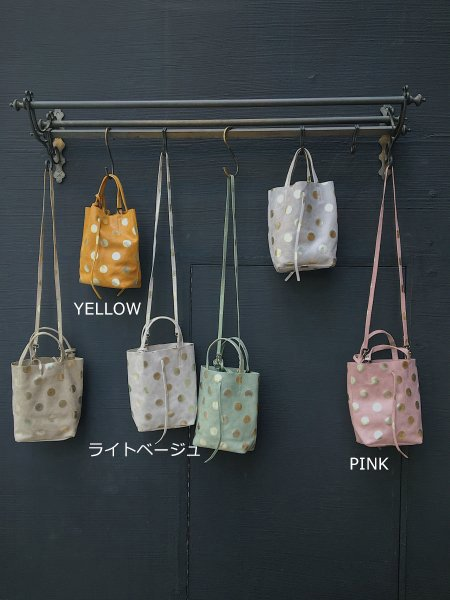 <img class='new_mark_img1' src='https://img.shop-pro.jp/img/new/icons41.gif' style='border:none;display:inline;margin:0px;padding:0px;width:auto;' />【20%OFF】Marlon DOT 2WAY BAG BS0747